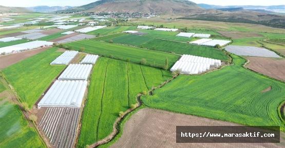 Toplulaştırılan Arazi 10 Bin 843 Dekar