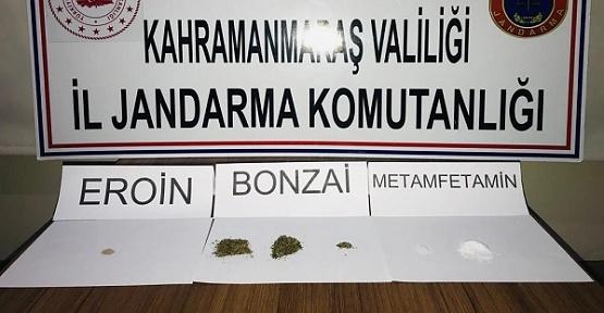 Uyuşturucudan 15 Kişi Yakalandı