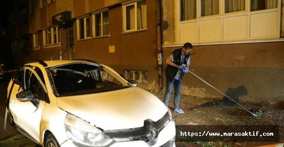 Arabadaki Tüpler Patladı 2 Yaralı