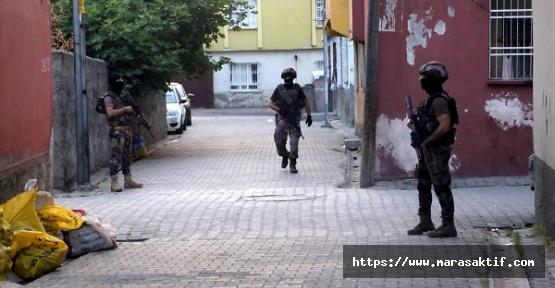 DEAŞ'lı 10 Terörist Yakalandı