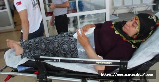 Engelli Sopa İle Dövüldü