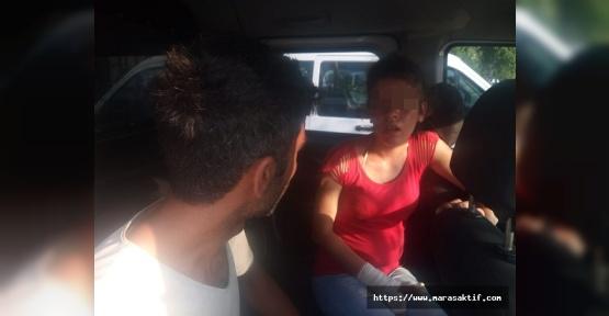 Hırsızlık Yapan Çift Yakalandı