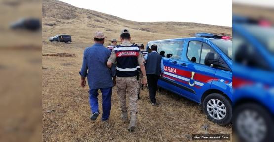 Kahramanmaraş'ta Kaçak Kazıcılar Yakalandı