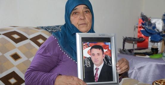 Oğlunu Kaybeden Anne Konuştu