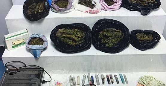 Uyuşturucudan 1 Tutuklama