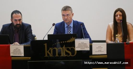 Vize Bilgilendirme Toplantısı Yapıldı