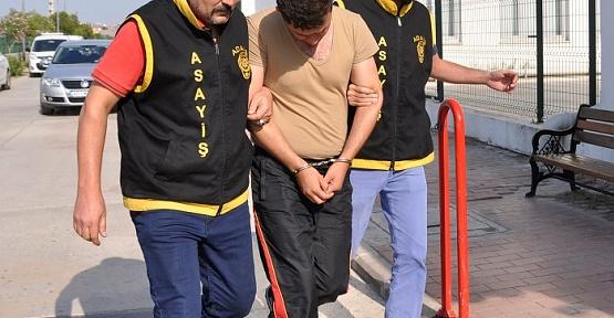 Cinayet Zanlısı Astsubay Tutuklandı