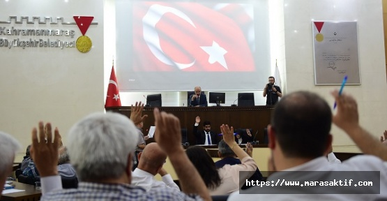 Dulkadiroğlu Meclisi Toplandı