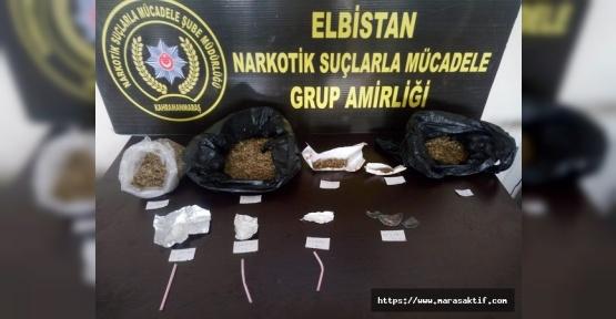 Elbistan'da 3 Kişi Yakalandı