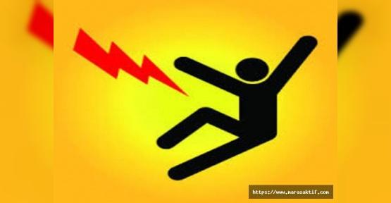 Elektriğe Kapılan Kişi Öldü