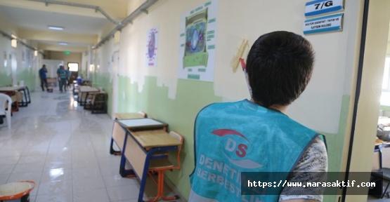 Hükümlüler Okullarda Tadilat Yapıyor