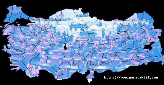 Kahramanmaraş'ın Yeni Milletvekili Sayısı Belirlendi
