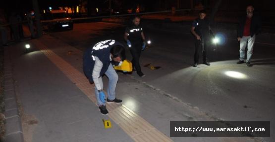 Kahramanmaraş'ta Silahlı Kavga 1 Ölü, 1 Yaralı