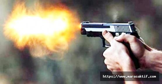 Kahramanmaraş'ta Silahlı Kavga 1 Ölü