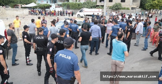 Kahramanmaraş'ta 200 Kişi Kavga Etti