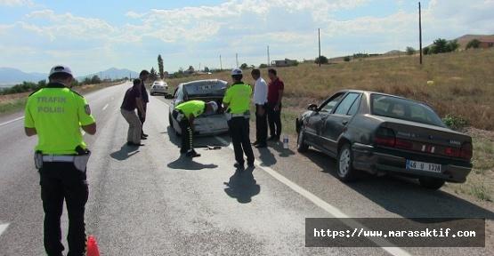 Kazada 2'si Çocuk 4 Kişi Yaralandı