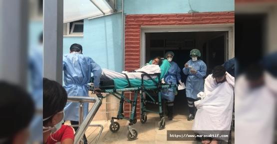 Zehirlenen 15 Kişi Hastanelik Oldu
