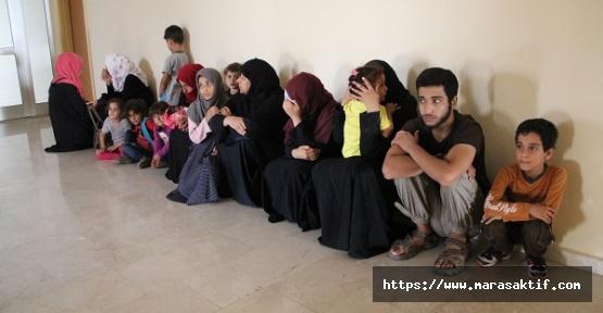 78 Düzensiz Göçmen Yakalandı