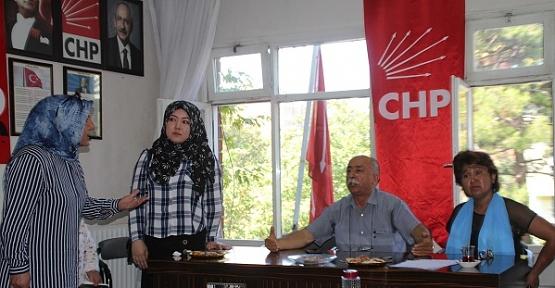 CHP Dulkadiroğlu'nda Skandal!