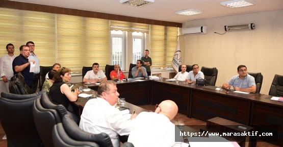 Dulkadiroğlu'nda Tarihi Toplantı