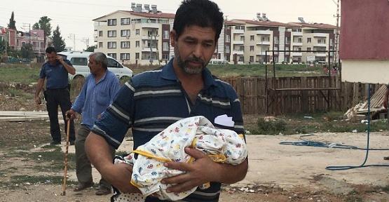 İki Günlük Bebek Ölü Bulundu