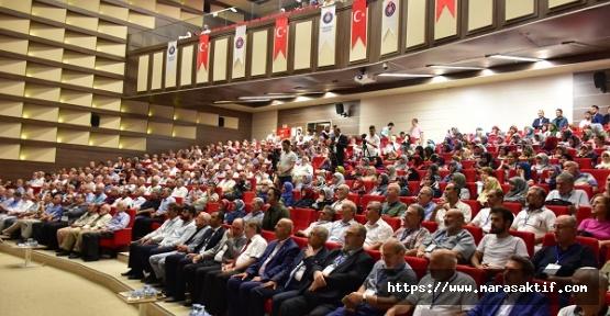 Kahramanmaraş'ta Vefa ve Kardeşlik Buluşması