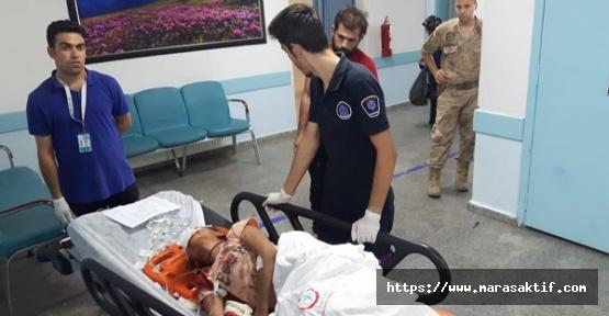 Kazada 3'ü çocuk 5 Yaralı Var