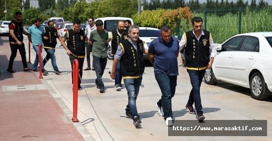 Milyon Euro'luk Hırsızlıkta Yeni Tutuklama