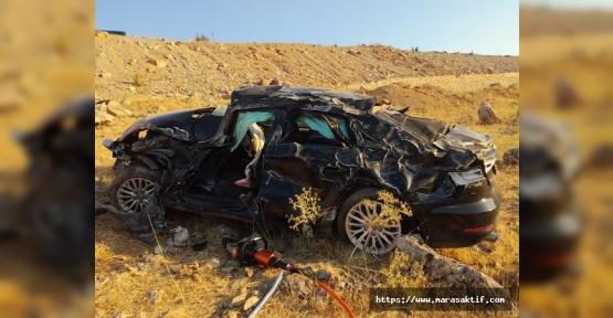 Otomobil Pert 3 Yaralı