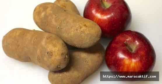 Sabahları Patates ve Elma Yeyin