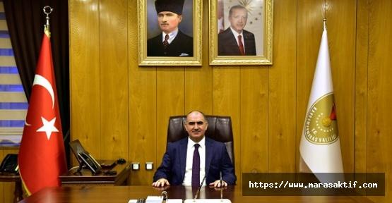 Vali Özkan Kurban Bayramını Kutladı