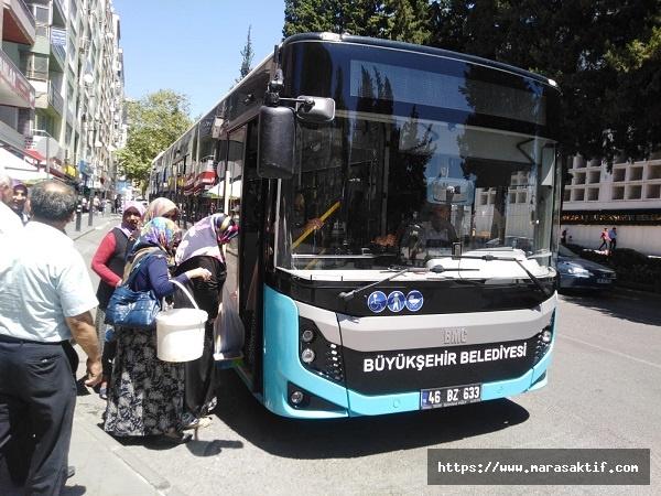 Büyükşehir: Toplu Taşımada Sorun Yaşanmayacak