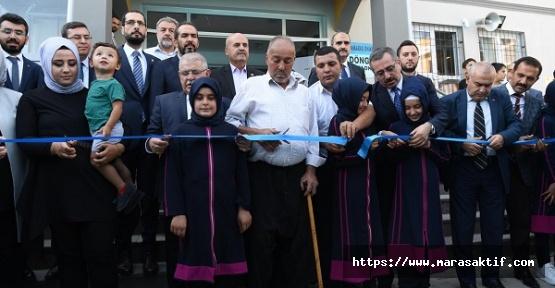 Döngele Ortaokulu ve Yurdu Açıldı