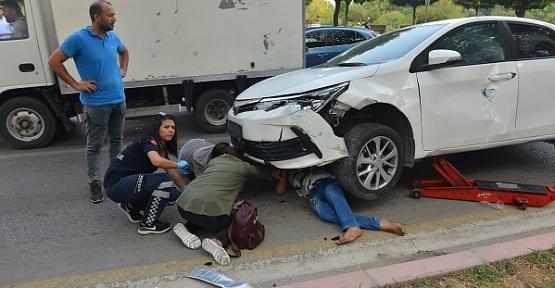 Kaza Değil Felaket Kriko İle Çıkarttılar
