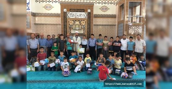 Kur'an Kursları Sona Erdi