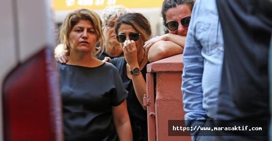 Öğretmenin Cenazesi Defnedildi