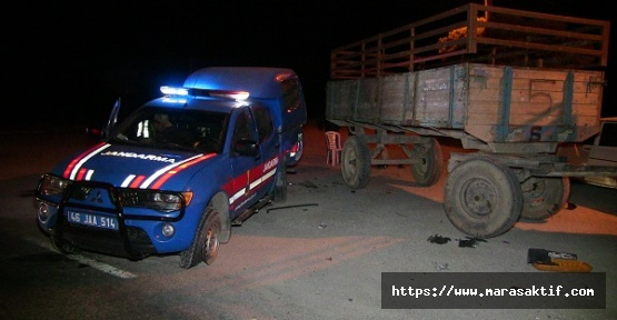 Askeri Araç Otomobille Çarpıştı 7 Yaralı
