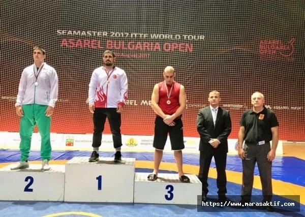 Avrupa Şampiyonu Kahramanmaraş'tan