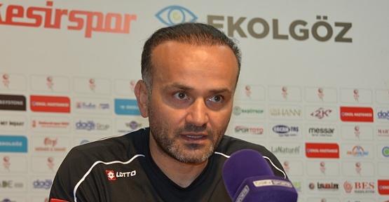 Baıkesirspor 3-0 Adanaspor