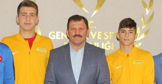 Balkan Şampiyonu Büyükçıngıl