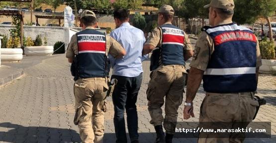 Iğdır'da Aranıyordu Kahramanmaraş'ta Yakalandı