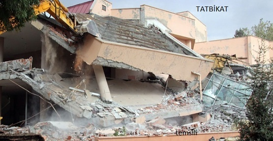 Kahramanmaraş'ta 7,5 Şiddetinde Deprem Oldu