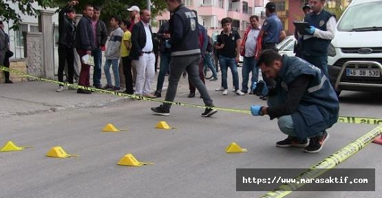 Kahramanmaraş'ta 1 Kişi Silahlı Saldırıda Öldü