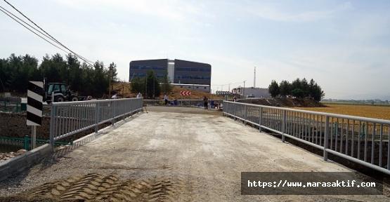 Köprü İnşaatı Tamamlandı