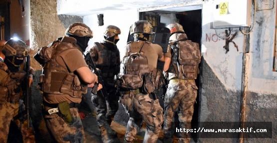 PKK Destekçisi 13 Kişi Yakalandı