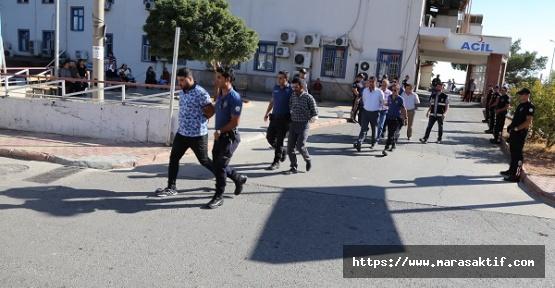 Silah Kaçakçıları Gözaltına Alındı