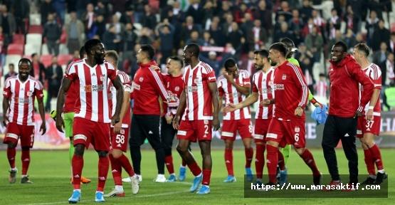 Demir Grup Sivasspor: 2 - İttifak Holding Konyaspor: 0