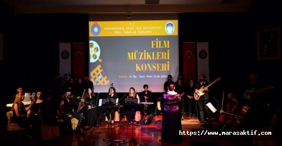 Film Müzikleri Konseri Düzenlendi