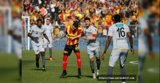 Göztepe: 1 - BtcTurk Yeni Malatyaspor: 1