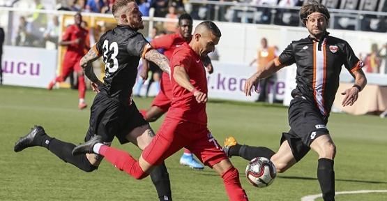 Keçiörengücü: 2 - Adanaspor: 0